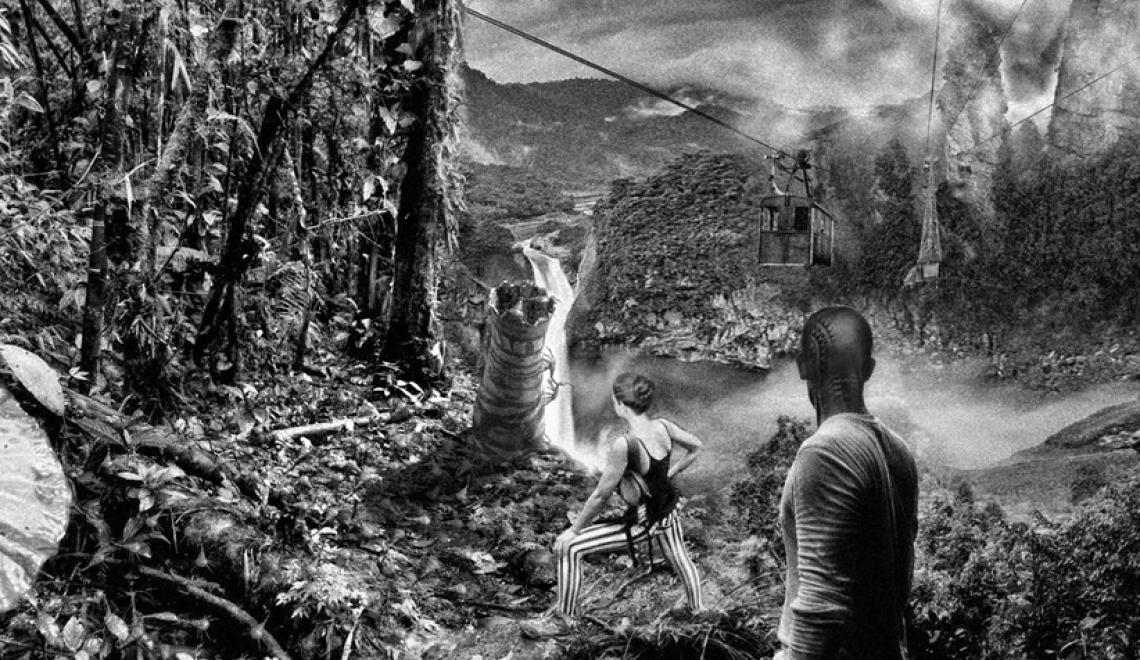 EL MAUSOLEO DE LAS COFRADITAS (fragmento) por Cruz Gabaldón